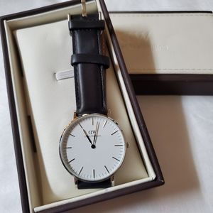 Daniel Wellington Classic Sheffield Watch Black